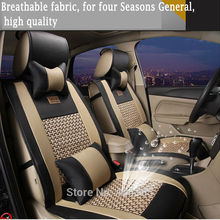 New styling Luxury Leather Car Seat Covers Front & Rear Complete Set for Universal for Kia all Series Sorento Ceed Cerato 5seats