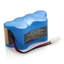 Powerextra 3000mAh 7.2v Replacement Battery For Shark Vacuum Cleaner Sweeper Euro-Pro V1950 VX3 XB1918 V1917 Ni-MH Batteries
