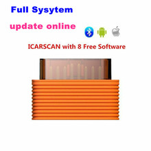 Buy stock... Icarscan DiagnosticTool Full Systems Android / iOS 5 Car Software & 3 Special Function Free Update Online for $232.00 in AliExpress store
