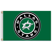 Dallas Stars Flag NHL National Hockey League 3ft x 5ft Polyester Banner Flying 150* 90cm Custom flag sport helmet DS1