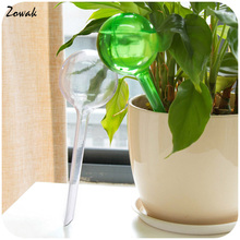 Plastic Travel Not House Plant Self Watering Bulb Waterer Aqua Globes Automatic Irrigation Patio Lawn Garden Pot Planter Cans