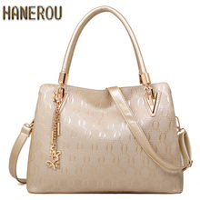 2017 Fashion PU Leather Women Tote Bag New Ladies Famous Brand Handbags Elegant Women Purses Clutches Shoulder Bags Sac A Main