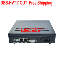 WsdStar DBS-HVT11OUT 2016 LED sending card box LED display controller 3pcs/lot Free Shipping(China)