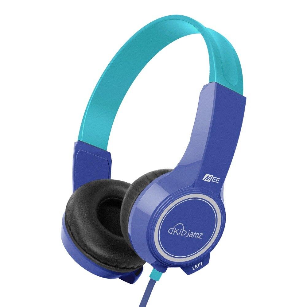 Original MEE audio KJ25 KidJamz Headphones Safe Listening Headsets For Kids 3.5mm Wired Earphones Compatible For Iphone IOS PC<br><br>Aliexpress