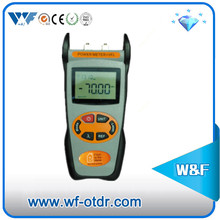 Optical Power Meter+VFL used in quickly mechanical splicing and FTTx networks