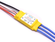 30A Brushless Motor Speed Controller Control RC BEC ESC for T-rex 450 Helicopter