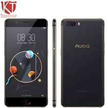 "Original Nubia M2 4G LTE Mobile Phone Snapdragon 625 Octa Core 4GB RAM 128GB ROM 5.5"" Android M Dual Rear 13MP 3630mAh CellPhone"