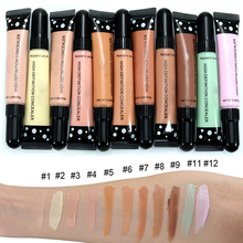 HOT! High Definition Concealer Liquid Foundation Bb Cream Cosmetics Face Makeup