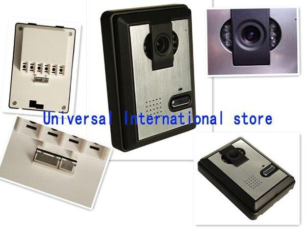 High-resolution color outdoor camera , Intercom ,Doorbell,for video door phone,night vision<br>