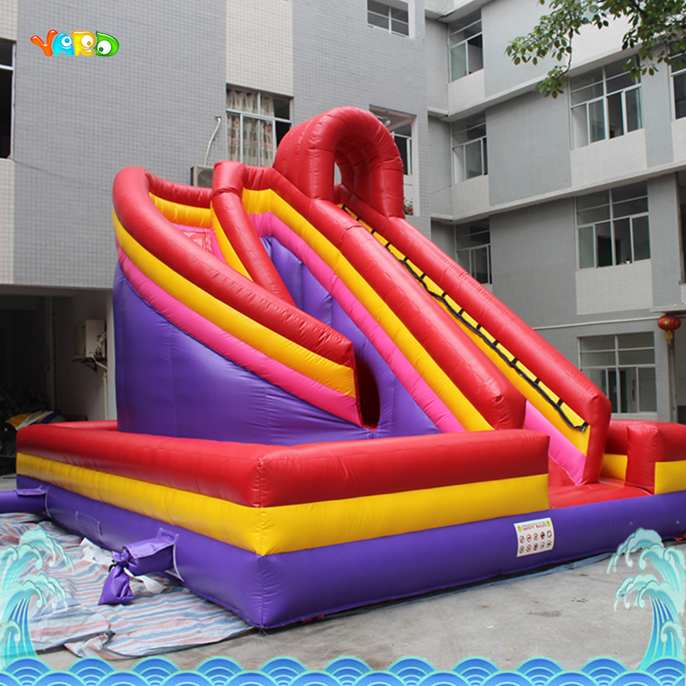 9248 inflatable water slide 4