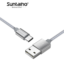 Suntaiho USB Type C Cable Samsung S8 plus s9 USB C 3.1 Huawei P20 Pro Data Sync Fast Charging Cable XiaoMi mi6 mi5