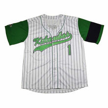 mounttop Baseball Jersey Jarius 'G-Baby' Evans 1 Kekambas USA Movie Jerseys American Baseball Jersey Cheap Throwback jersey