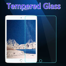 Good Package Tempered Glass Screen Protector For iPad mini 1 2 3   0.3mm 2.5D 9h Safety Protective Film For iPadmini Retina
