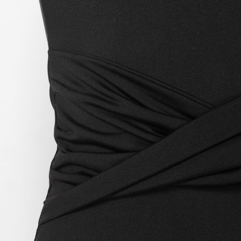 Women Summer Bodycon Dress 2018 Scoop Collar Sleeveless O-neck Sexy Midi Dresses Sheath Clubwear Femme Party Slim Dress GV575 4