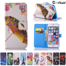 "Magnetic Fliip Case for Apple iPhone 6 S 6S plus 5.5"" inch / i Phone6S iPhone6S Plus iPhone6SPlus Case Phone Leather Cover"