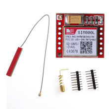OOTDTY 1PC Smallest SIM800L GPRS GSM Module Card Board Quad-band Onboard +Antenna NEW(China)