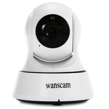 Buy WANSCAM HW0036 Surveillance Camera 720P Wireless IR WiFi H.264 Indoor IP Security Camera Pan&Tilt/Motion Detection/P2P for $26.04 in AliExpress store