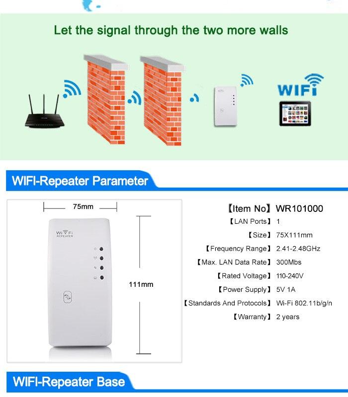 WiFi võrgu pikendaja