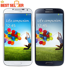 Original Samsung Galaxy S4 i9505 Unlocked Mobile phone 4G Android Quad Core 5.0 '' 2GB RAM 16GB ROM Refurbished