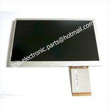 7'' inch LCD screen display panel for EKEN M001 M002 MID Tablet PC free shipping(China)