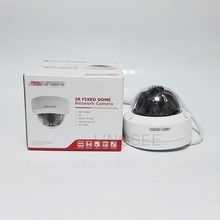 HIK Original English Version Updatable DS-2CD2132F-IS POE IP 3MP Outdoor Dome CCTV Security Camera Audio Alarm I/O