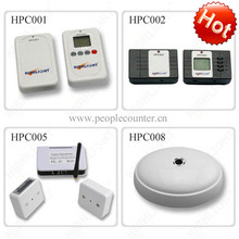 HIGHLIGHT user-friendly HPC002 electronic infrared person counting machine