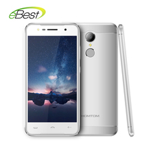 HOMTOM HT37 Android Smartphone MTK6580 Quad Core 1.3GHz 16GB ROM 2GB RAM 5.0 inch HD Fingerprint 13MP 3000mAh Mobile Phone