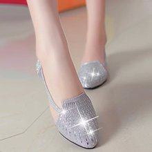2017 New Women Beach Sandals Shoes Flat Transparent Jelly Sandals Casual Slippers Glitter Bowtie Woman Summer Sandals Flats554