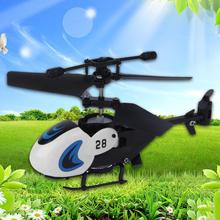 Hot! Super Mini 2.5CH Channel Micro Remote Control RC Helicopter Kids Toy Gift New Sale(China)