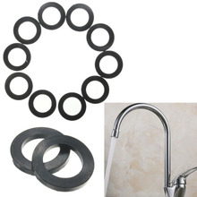 10Pcs 3/4 inch Ring Plumbers Shower Hose Tap/Shower Rubber Replacement Washer Home Gaskets Assortment kit