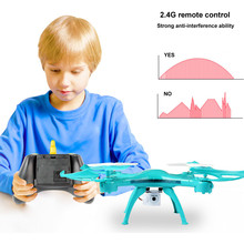 Buy 2.4Ghz Quadcopter WIFI FPV Headless Mode Altitude Hold RC quadrocopter drone Camera HD airplane Remote Control Toys #XTT for $35.11 in AliExpress store