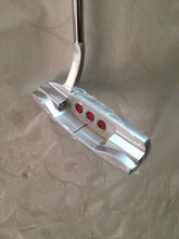Brand high quality customize golf service New Model NewP2 5 Golf Putter  silver NEWPORT2 5 Golf Putter with headcover