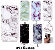 For Coque Apple iPhone 6  Marble solid color Soft Sillicon Transparent TPU mobile phone case Capa