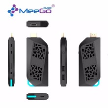 Cheapest Meegopad T08 Pro Win10 Mini PC WIN 10 Intel Atom Z8350 CPU 2GB/32GB/64GB Intel Smart Android TV box Windows 10 Mini PC(China)