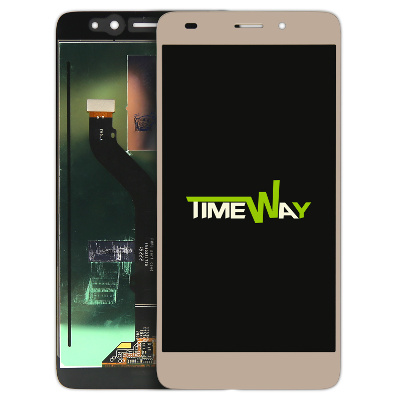 For Huawei honor 5C touch screen Panel Digitizer+LCD display test ok,Black white&amp;gold<br><br>Aliexpress