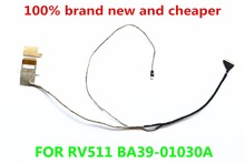 NEW BA39-01030A LCD CABLE FOR SAMSUNG RV510 RV511 RV515 RV520 LCD LVDS CABLE