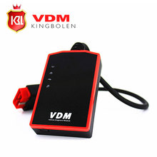 Orignial UCANDAS VDM V3.9 Wireless Universal Car Diagnostic Tool Update Online Auto Scanner VDM DHL Free Shipping