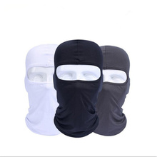Motorcycle Face Masks Motorcycle Headgear Full Face Mask Summer Breathable Motorcycle Sun-protection Balaclava(China)