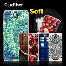 CaseRiver Colored Painting Soft Silicone Back Cover For Lenovo A5000, Phone Cases For Lenovo A5000 A 5000 Skin Case Cover