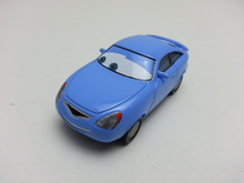 Disney Pixar Cars squinting blue Oskanian Autobahn Society Metal Diecast Toy Car 1:55 Loose Brand New In Stock & Free Shipping(China)