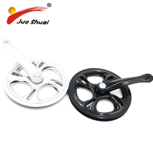 Is_customized MTB Crankset Mountain Bike Crankset Fixed Gear Parts Bolt Bikes Chain Ring Bolt Road Carbon Crank Set Chain(China)