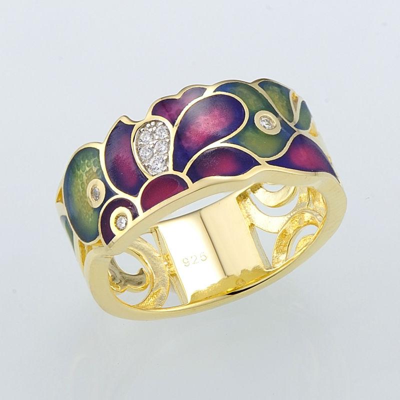 R308716ENASP925-Silver Ring-