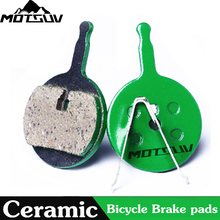 Buy Bicycle Ceramics Disc Brake Pads Line pulling Disc Brake AVID BB5, Giant, Merida Bike, Promax Bike Disc Brake Pads Parts for $3.80 in AliExpress store