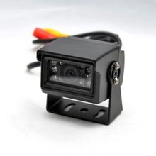 RearView Backup IR Night Vision Waterproof Sharp CCD Camera For Bus Truck Van RV(China)