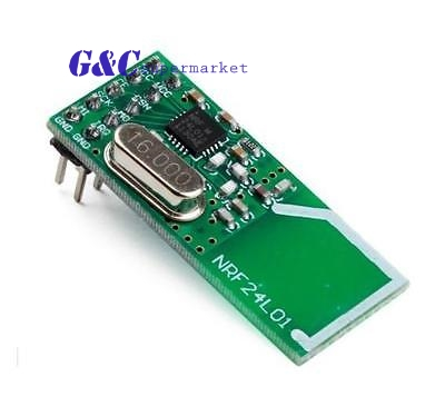 Integrated Circuits NRF24L01 2.4GHz Wireless Transceiver Module Arduino Microcontroller