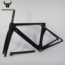 Chinese Carbon Road Bike Frame T1000 Road Bicycle Frame Carbon aero 48/50/52/54/56cm with Fork+Headset+Seatpost Carbon Frame(China)