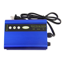 30KW/50KW Plug In Type Power Energy Saver Single Phase AC/90V-265V/50HZ/60HZ 2Amp-15Amp Home Room Electricity Saving Box