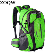 ZOQW 2016 Man Woman Fashion Backpacks Hot Oxford Waterproof With Ears Bags Sack Men Backpack WUJ0118