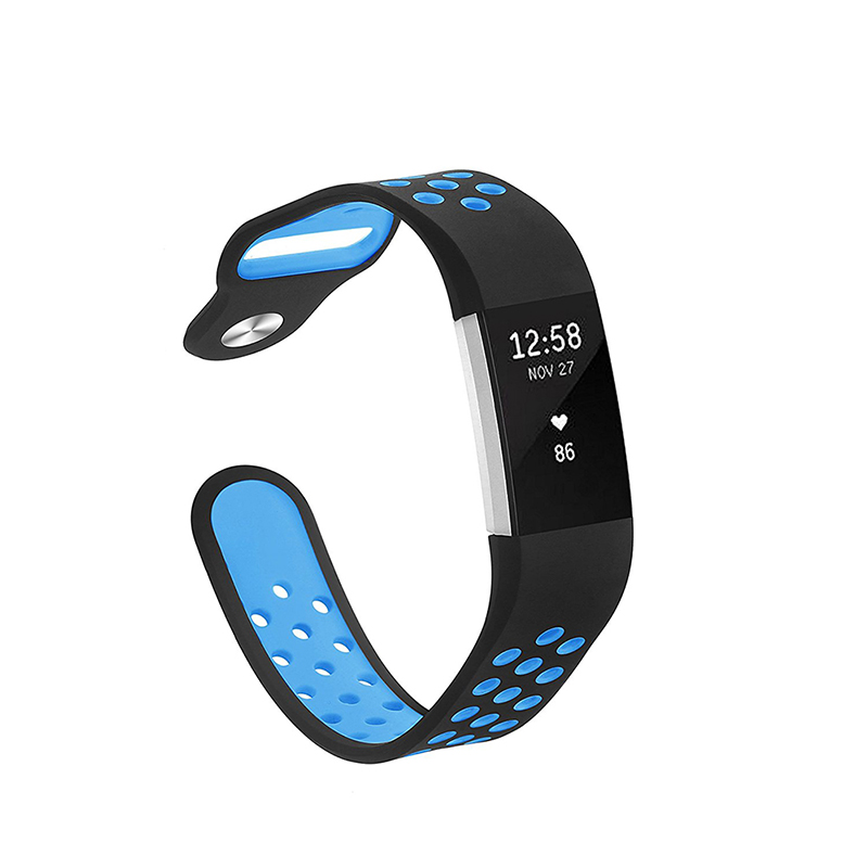 For Fitbit Charge 2 Bands Silicone Replacement Strap For Fitbit Charge 2 Bracelet Smart Wristbands Wearable Devices Accessories 11