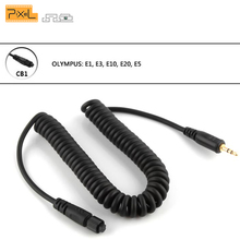 PIXEL CL-CB1 Wireless Remote Control Shutter Release Cable For Olympus E20 E10 E5 E3 E1 RW-221 TC-252 TW-282 TW-283 T8 T3